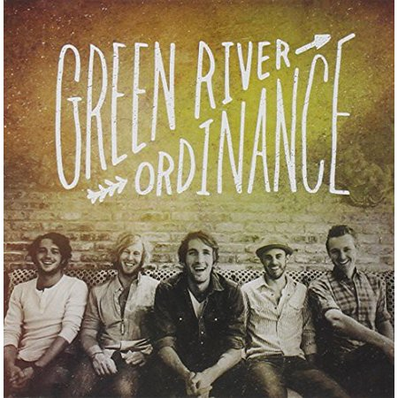 Green River Ordinance (CD) (Green River Ordinance Out Of My Hands)