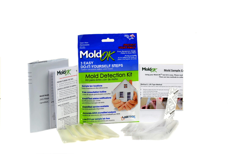 LabTech LT5120 Mold OK Mold Detection Kit by Labtech
