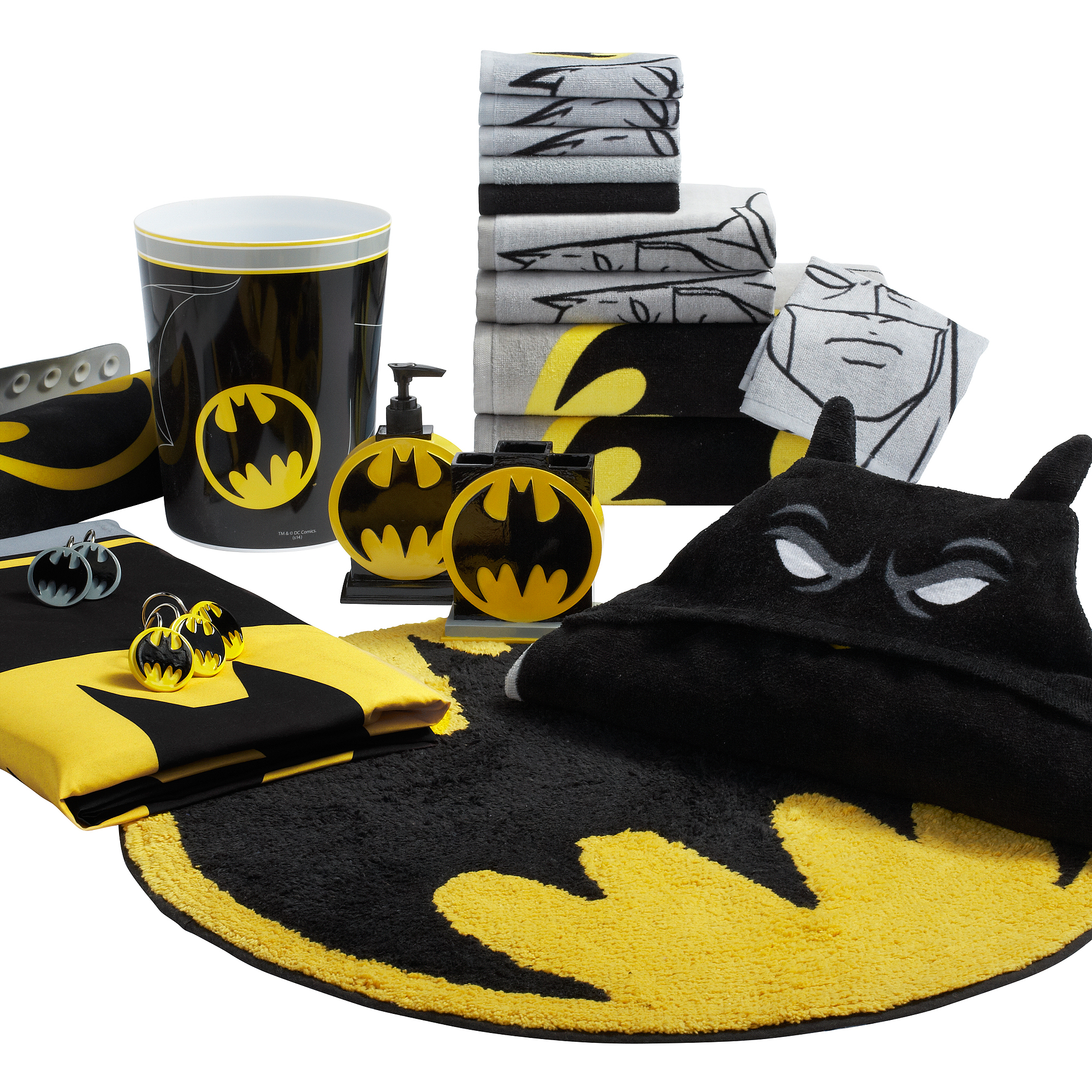 . Batman Logo Bath Lotion Pump   Walmart com