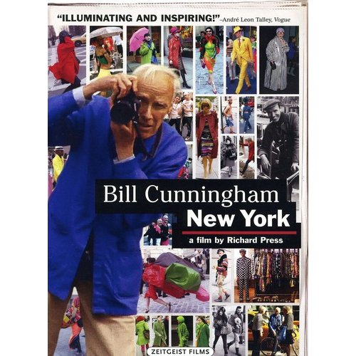 Bill Cunningham New York (Widescreen)
