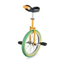 "18"" Wheel Unicycle Leakproof Butyl Tire Wheel Cycling Outdoor Sports"