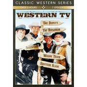 TV CLASSIC WESTERNS-V02 (DVD) (8 EPS) (DVD)