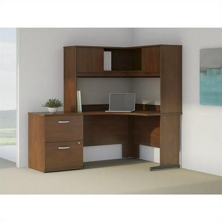 Scranton & Co 48W x 48D C-Leg Corner Desk - image 2 de 5