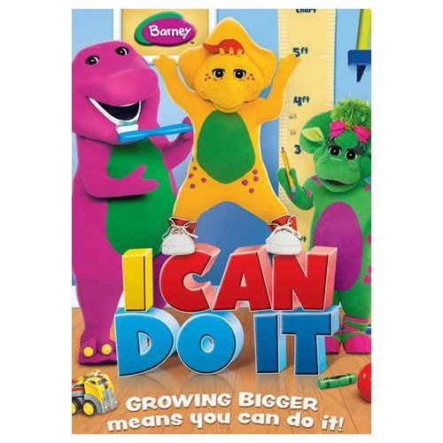 Barney: I Can Do It (2011)