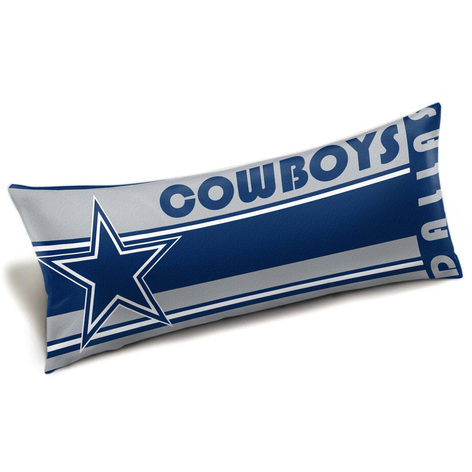 "NFL Dallas Cowboys ""Seal"" Body Pillow"