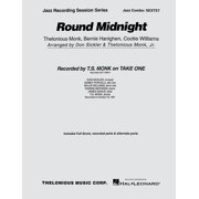 Round Midnight Jazz Recording Session Series