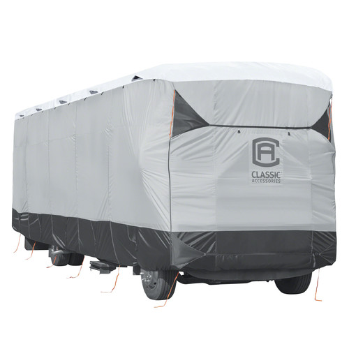 SkyShield Deluxe Tyvek RV Class A Cover, Fits 40' - 42' RVs - Water Repellent Tyvek RV Cover, Classic Accessories