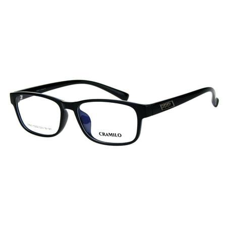 Luxury Designer Style Crushproof TR90 Plastic Frame Optical Eye Glasses Shiny (Frame Glasses Designer)