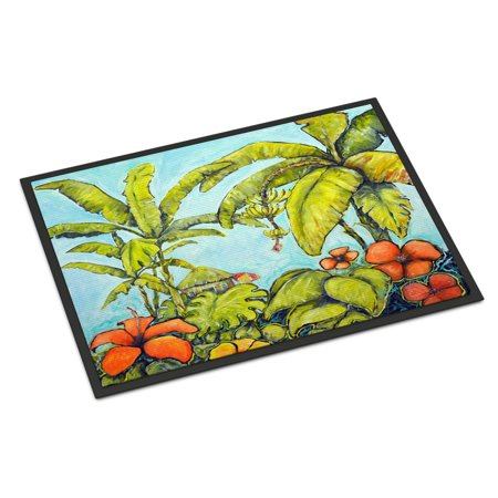 Cabana Banana Collection - Banana Cabana Door Mat