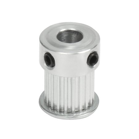 Image of Aluminum MXL 20Teeth 6.35mm Bore 11mm Belt Timing Idler Pulley Synchronous Wheel