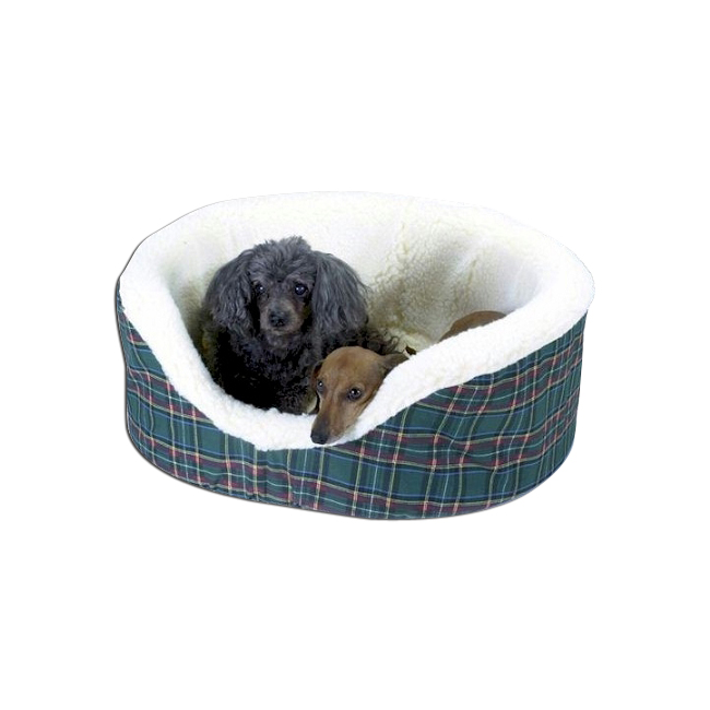 Snoozer Pet Dog Cat Puppy Soft Elastic Comfortable Couch Bed Covered With Foam Extra Large Grey