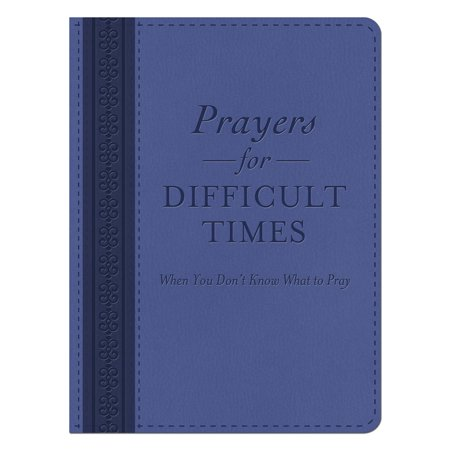 Prayers for Difficult Times](Worry Prayer)