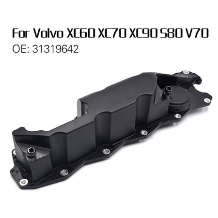 TINTON LIFE Engine Valve Cover Oil Trap Gasket 31319642 For Volvo XC60 XC70  XC90 S80 V70