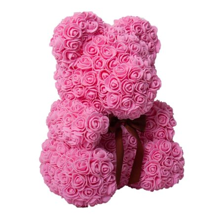 Free Ship Deals F.S.D Flower Teddy Bear