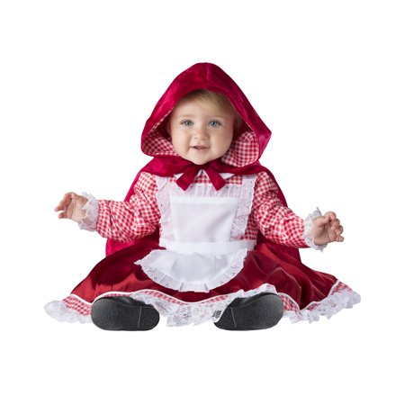 Halloween Fairy Tale (Lil Red Riding Hood Girls Infant Fairy Tale Halloween)