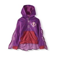 Disney Frozen Princess Anna Halloween Costume Hoodie (Little Girls & Big Girls)