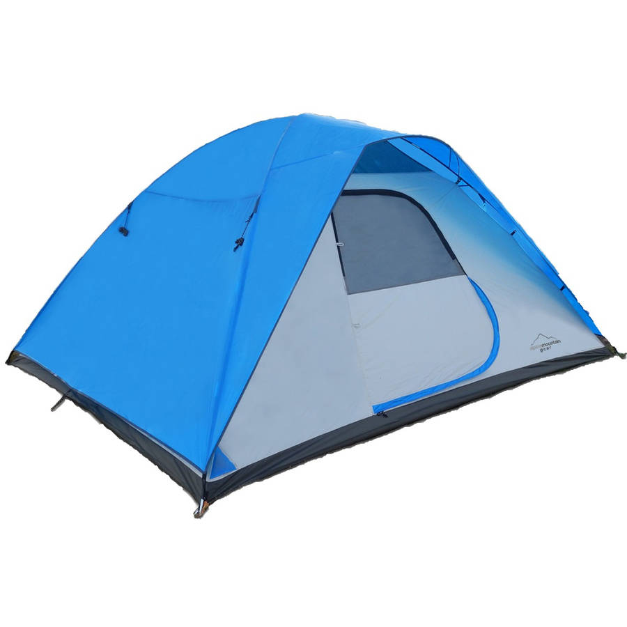 Alpine Mountain Gear 4-Person Tent Blue  sc 1 st  Walmart & Alpine Mountain Gear 4-Person Tent Blue - Walmart.com