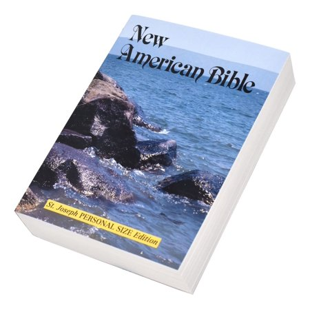 Catholic Book Publishing St. Joseph New American Catholic Bible (Personal Size Study