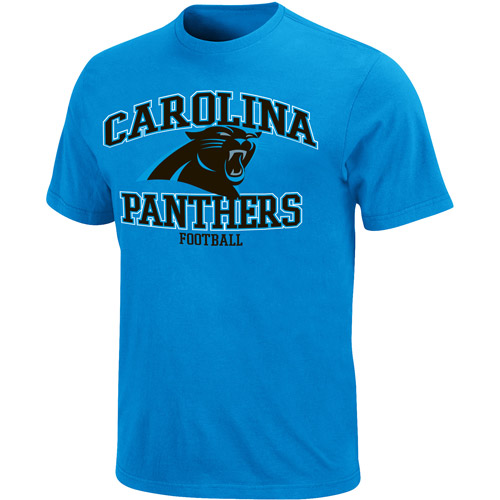 NFL - Men's Carolina Panthers Short Sleeve Team Tee