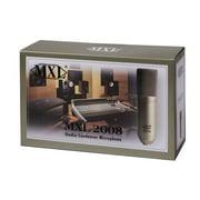 MXL 2008 Large Diaphragm Condenser Microphone w/ ShockMount + PF-001 Pop Filter