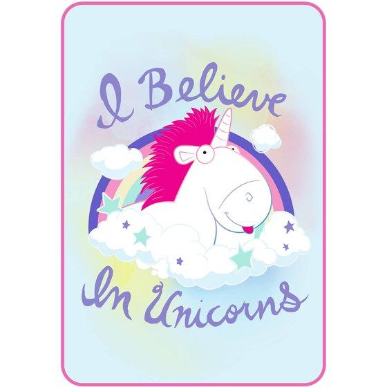 Believe In Unicorns: Despicable Me Minions Fluffy The Unicorn I Believe In