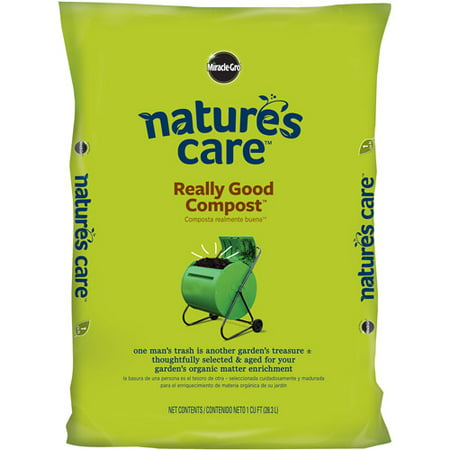 Cu Ft Nature S Care Really Good Compost