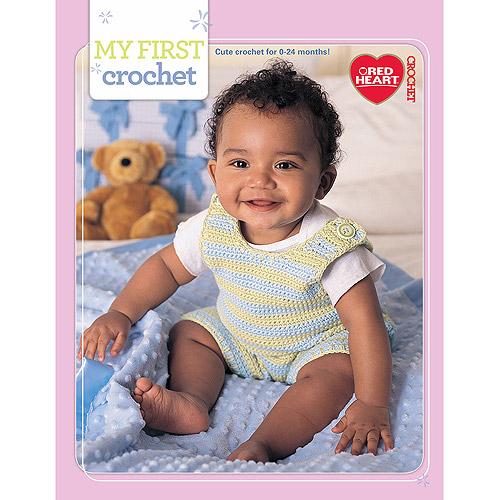 Soho Publishing My First Crochet Book