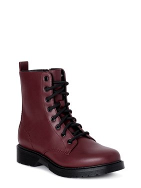 Time and Tru Lug Boot (Women's) (Wide Width Available)