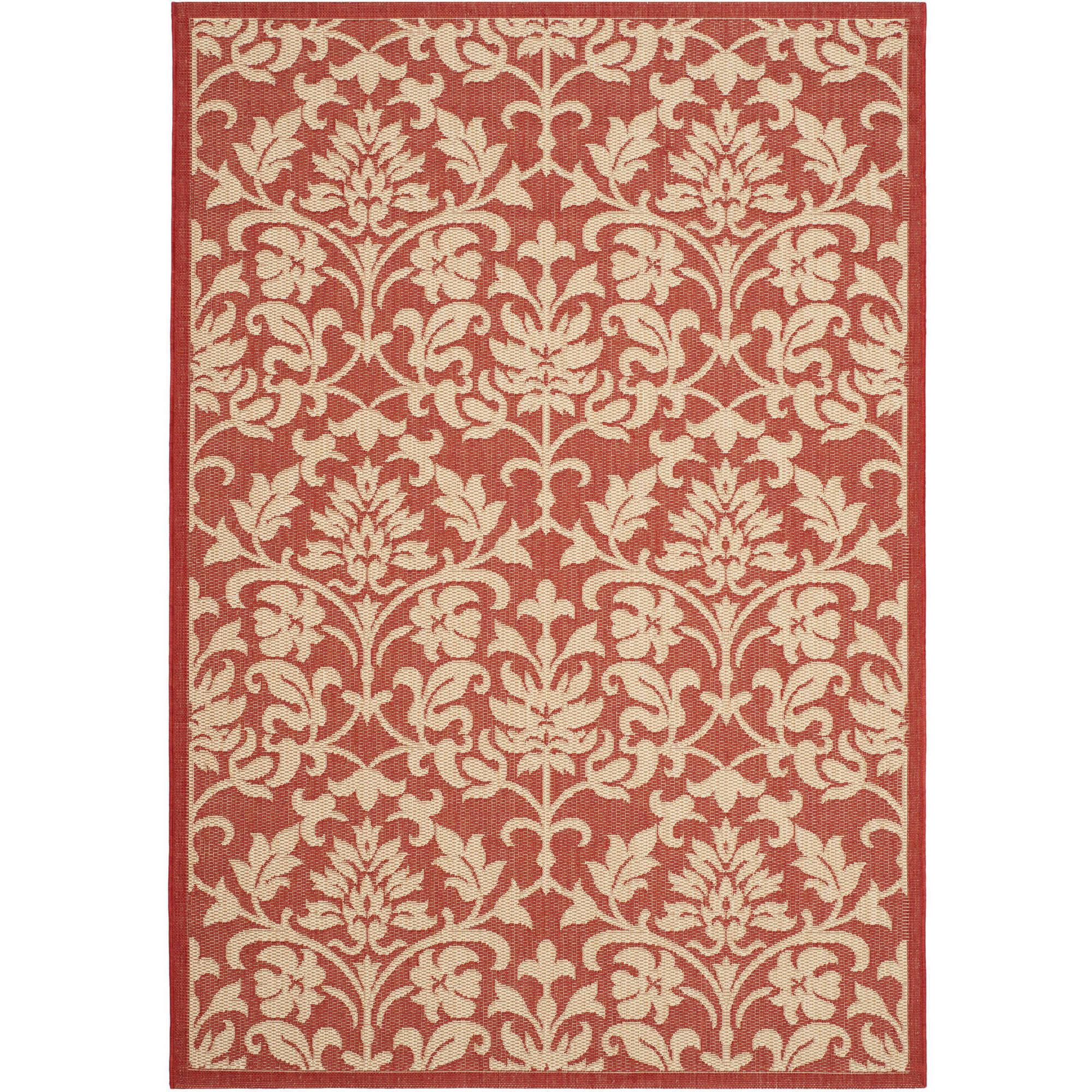 Safavieh Courtyard Yvette Power-Loomed Indoor/Outdoor Area Rug or Runner