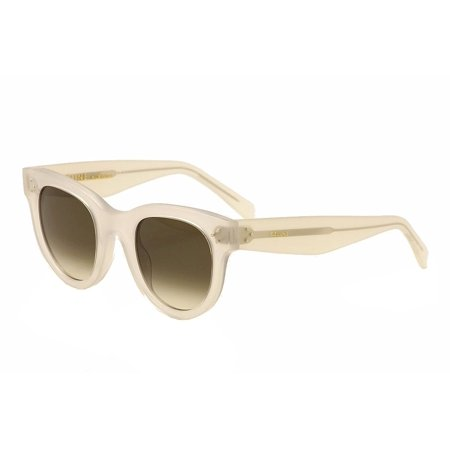 6bc7d054ecb2 Celine - Celine Women s CL 41053S 41053 S AYC Z3 Opal Clear Fashion  Sunglasses 47mm - Walmart.com