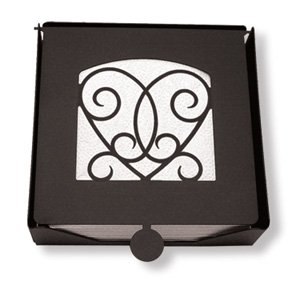 NH-B-110 Heart Napkin Holder