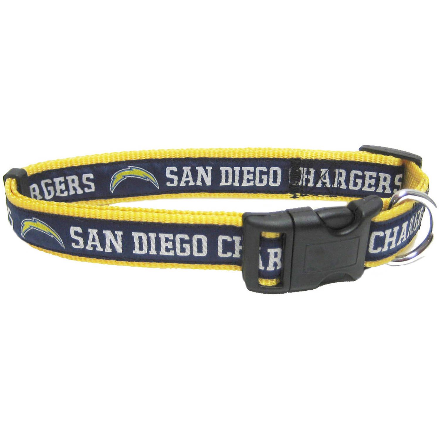 Pets First NFL San Diego Chargers Pet Collar