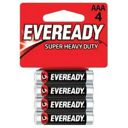 """Energizer Size """"AAA"""" Super Heavy Duty Battery 4PK"""