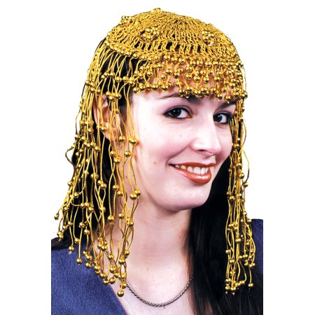 Egyptian Gold Headpiece Adult Halloween Accessory - Egyptian Headpiece Halloween