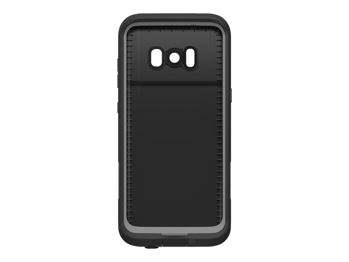 new concept 0fd1e 2ad89 Lifeproof Fre For Galaxy S8+ Case - Asphalt Black