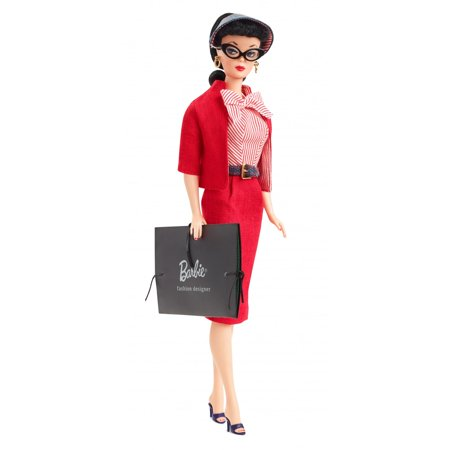 Fashion Reproduction - Barbie Collector Reproduction of Busy Gal Fashion Designer Doll