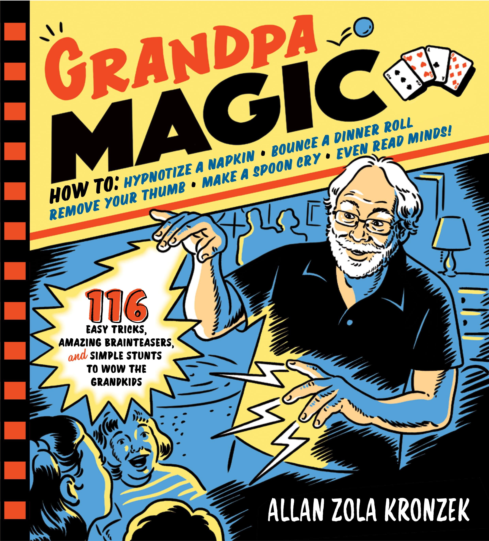 Grandpa Magic - Paperback