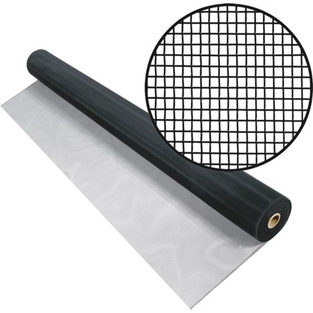 Phifer Inc Black Aluminum Screen Cloth