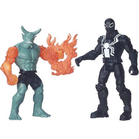 Ultimate Spider Man Vs  The Sinister Six  Agent Venom Vs  Green Goblin