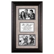 James Lawrence Our Family Photo Frame