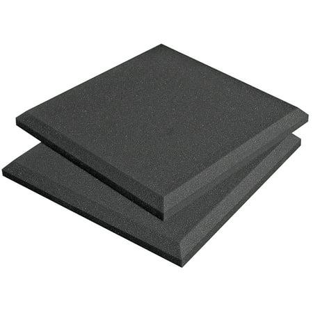 Auralex Acoustics - SonoFlat Panels, Set of 16, Charcoal - 12
