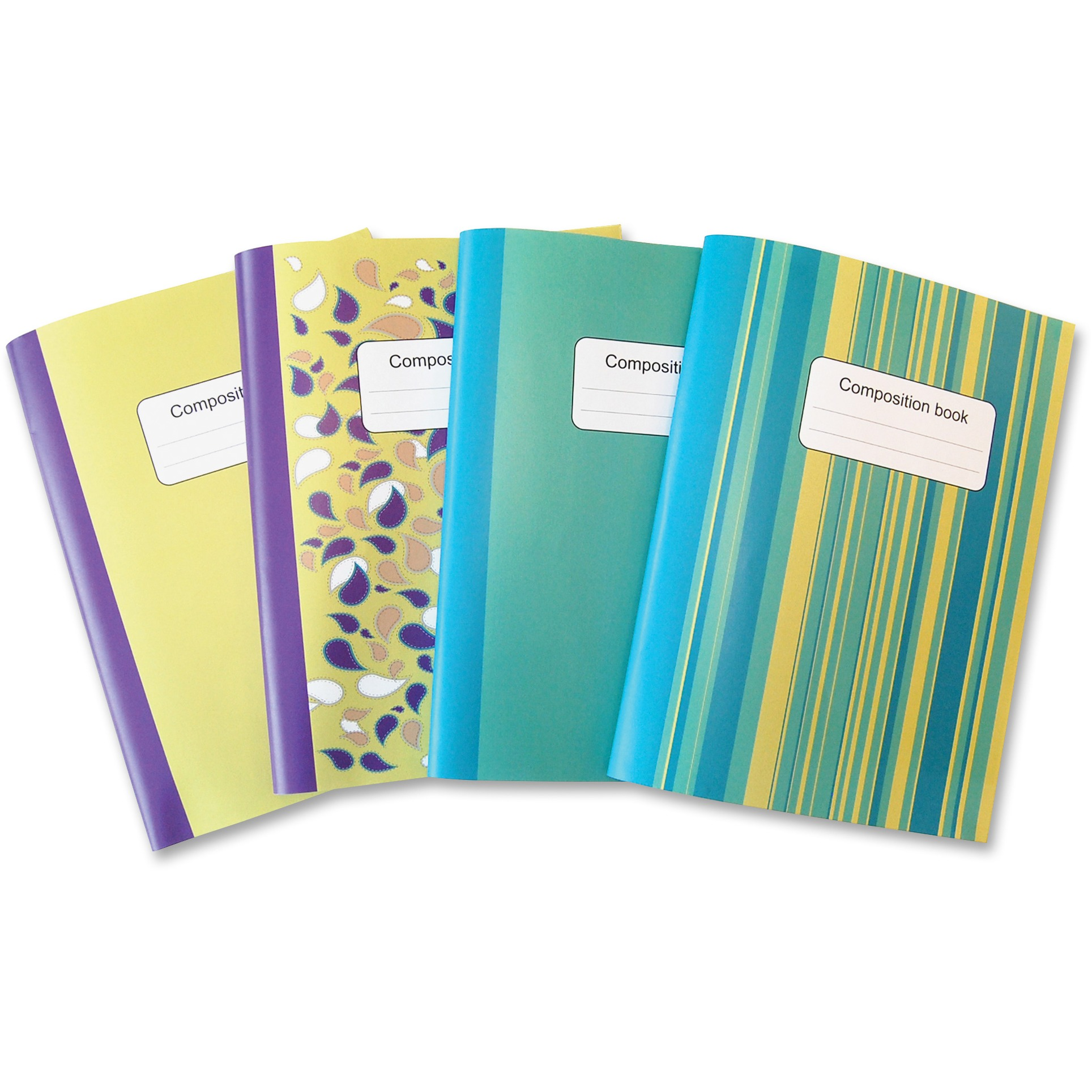 Sparco Composition Books, Pack of 4