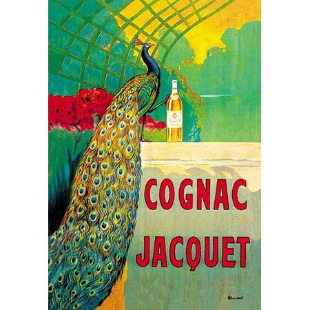 Cognac Fins - Cognac Jacquet Fine art canvas print (20