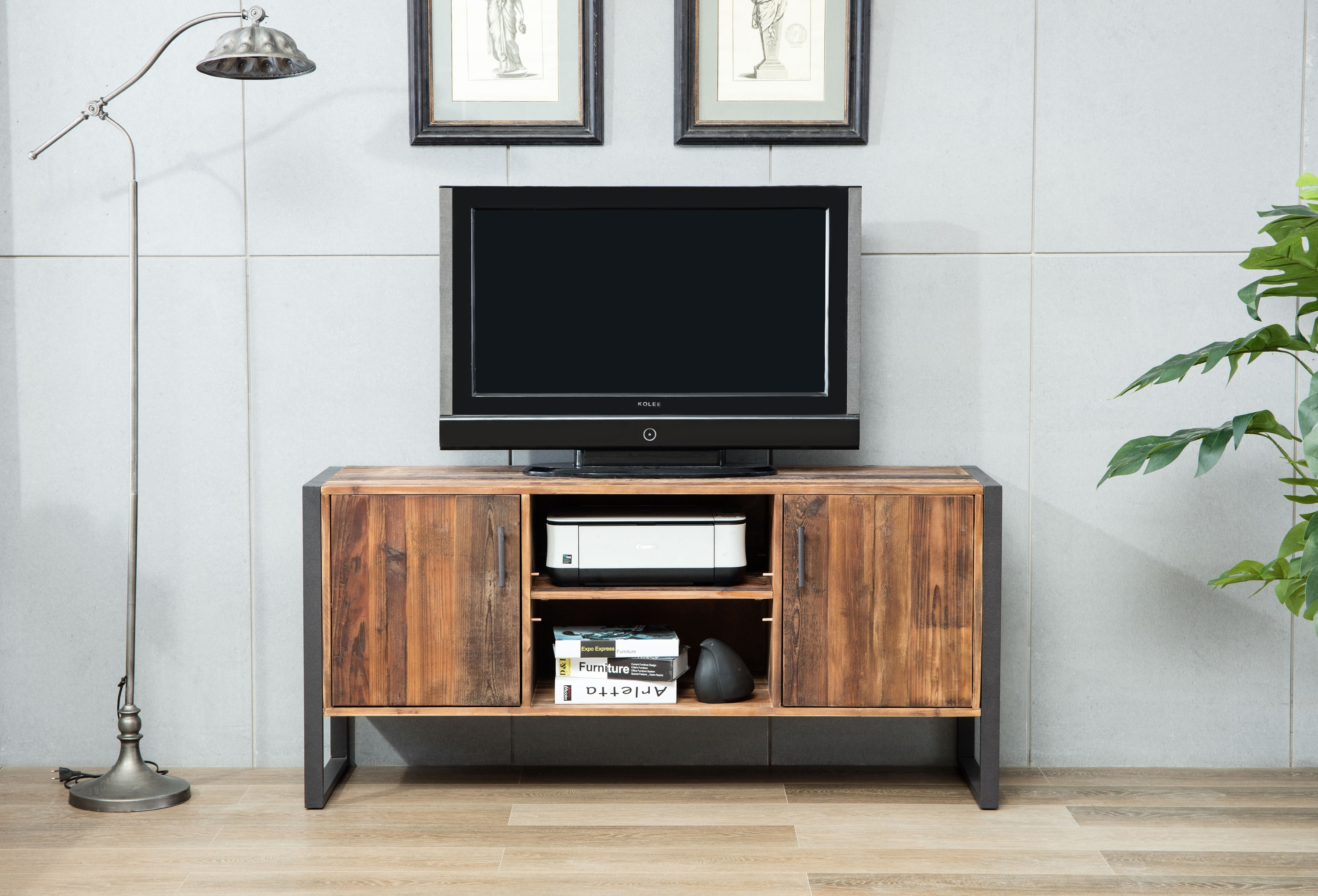 Expo Tv Stands : Amazon clever market wood tv stand durable elegant tv cabinet
