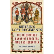 Britain's Lost Regiments - eBook