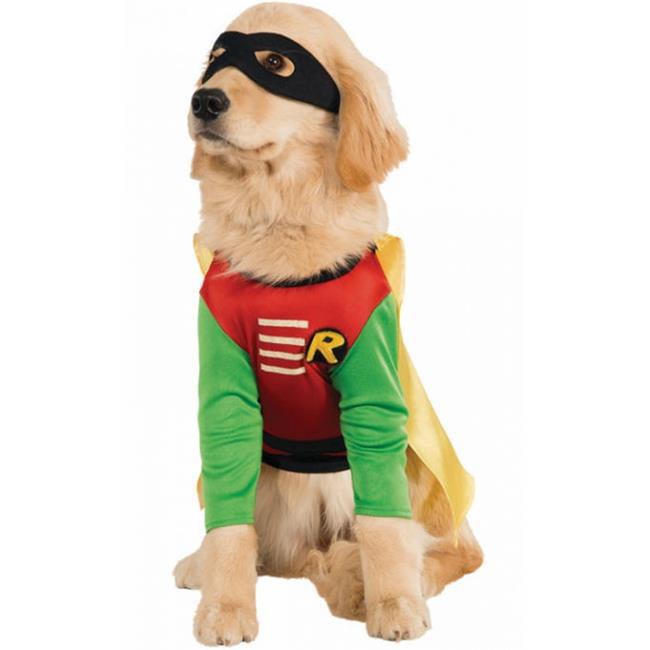 Pet Costume Robin Large