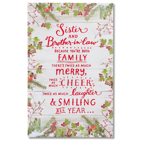 American greetings american greetings christmas card for sister and american greetings american greetings christmas card for sister and brother in law with m4hsunfo