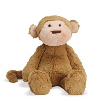 "Manhattan Toy Lovelies Mocha Monkey 12"" Plush Toy"