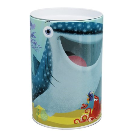 Disney Pixar's Finding Dory Character Sketch Design Coin Bank ()