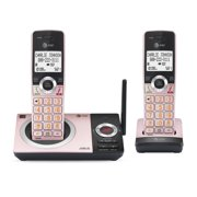 AT&T CL82229 2 Handset Answering System with Smart Call Block, Rose Gold